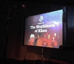 Star Trek - The Wrathlanta of Khan