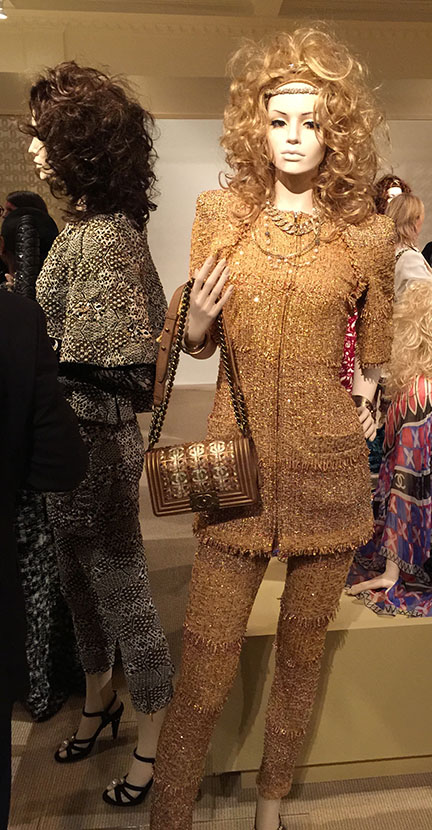 That 70s Chanel Show