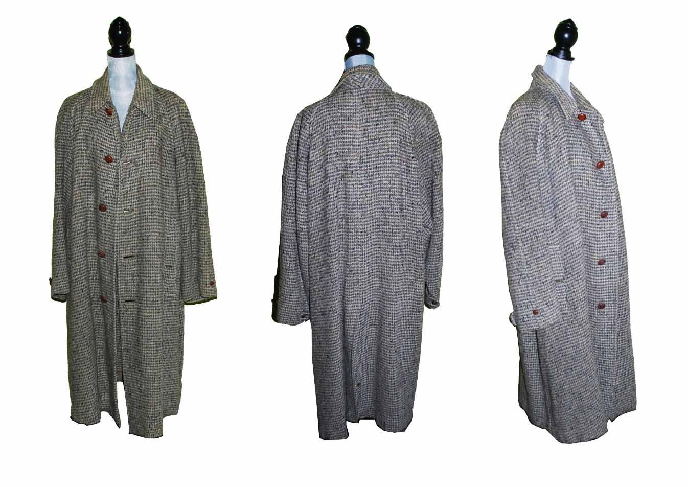 The burbery coat