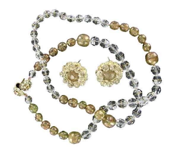 Shuvon necklace set