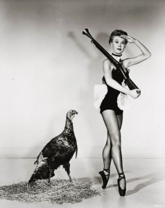 Thanksgiving Hollywood Style