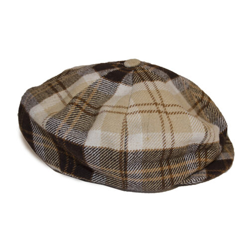vintage newsboy cap