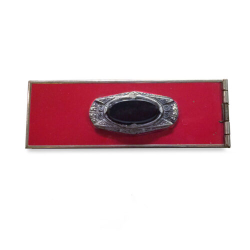 1930s changette brooch