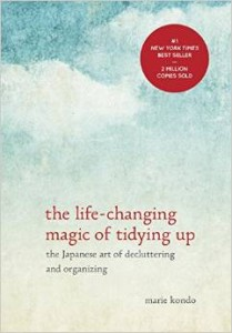 Tidying Up Your Life the Marie Kondo Way