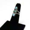 blue vintage turquoise ring