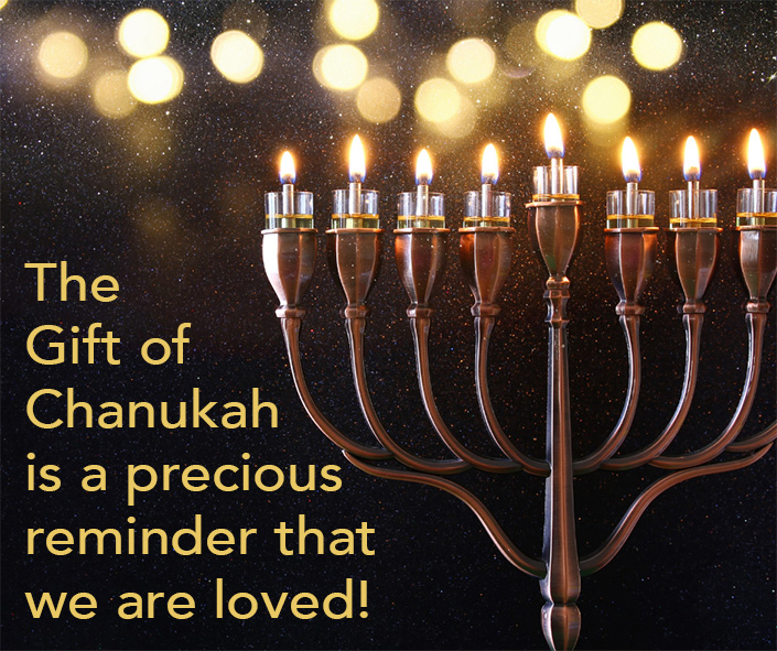 Chanukah jewelry collection