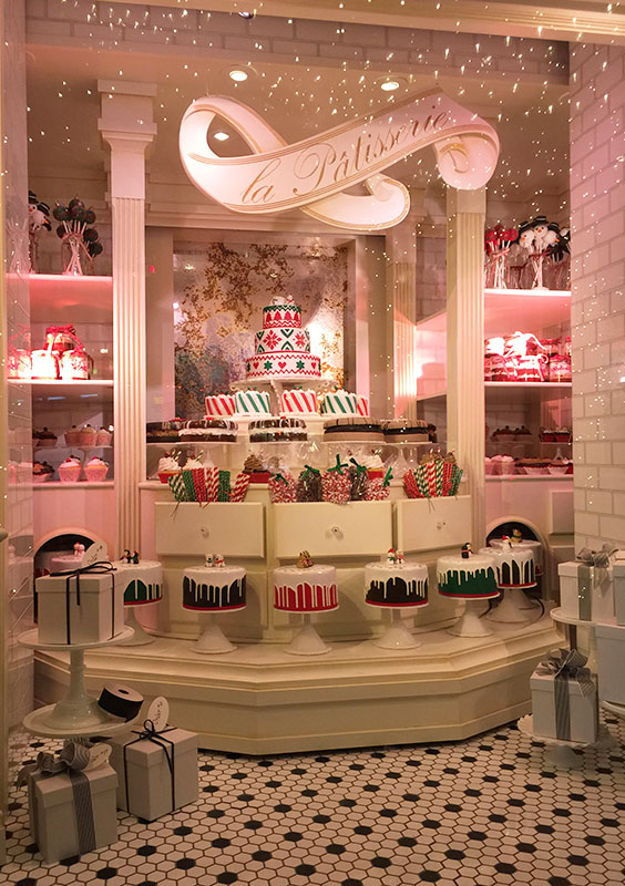 Lord & Taylor pastries