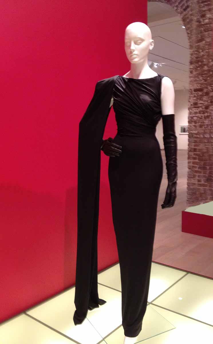 2012 Tom Ford Column Dress