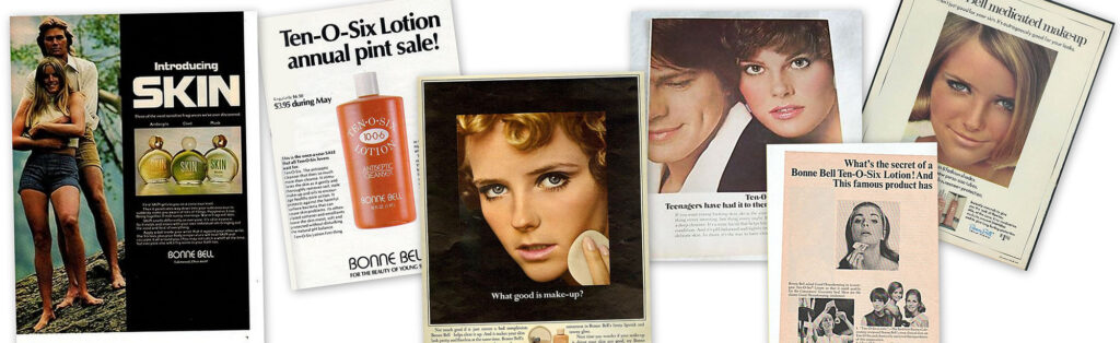 1970s Bonnie Bell Ads