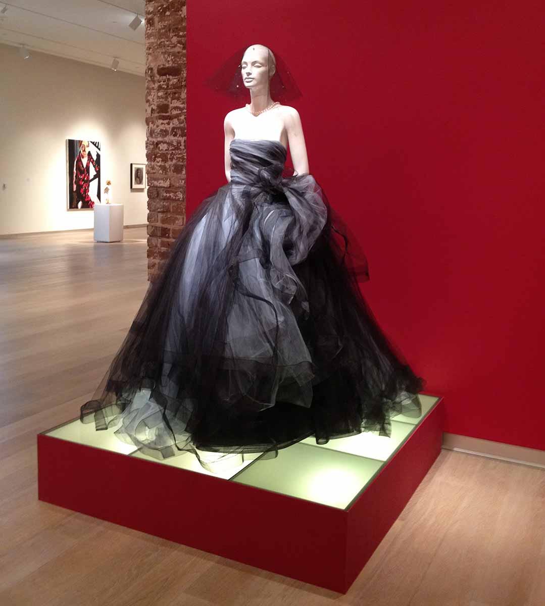 Oscar de la Renta Gown Tulle & Silk Taffeta, 2012