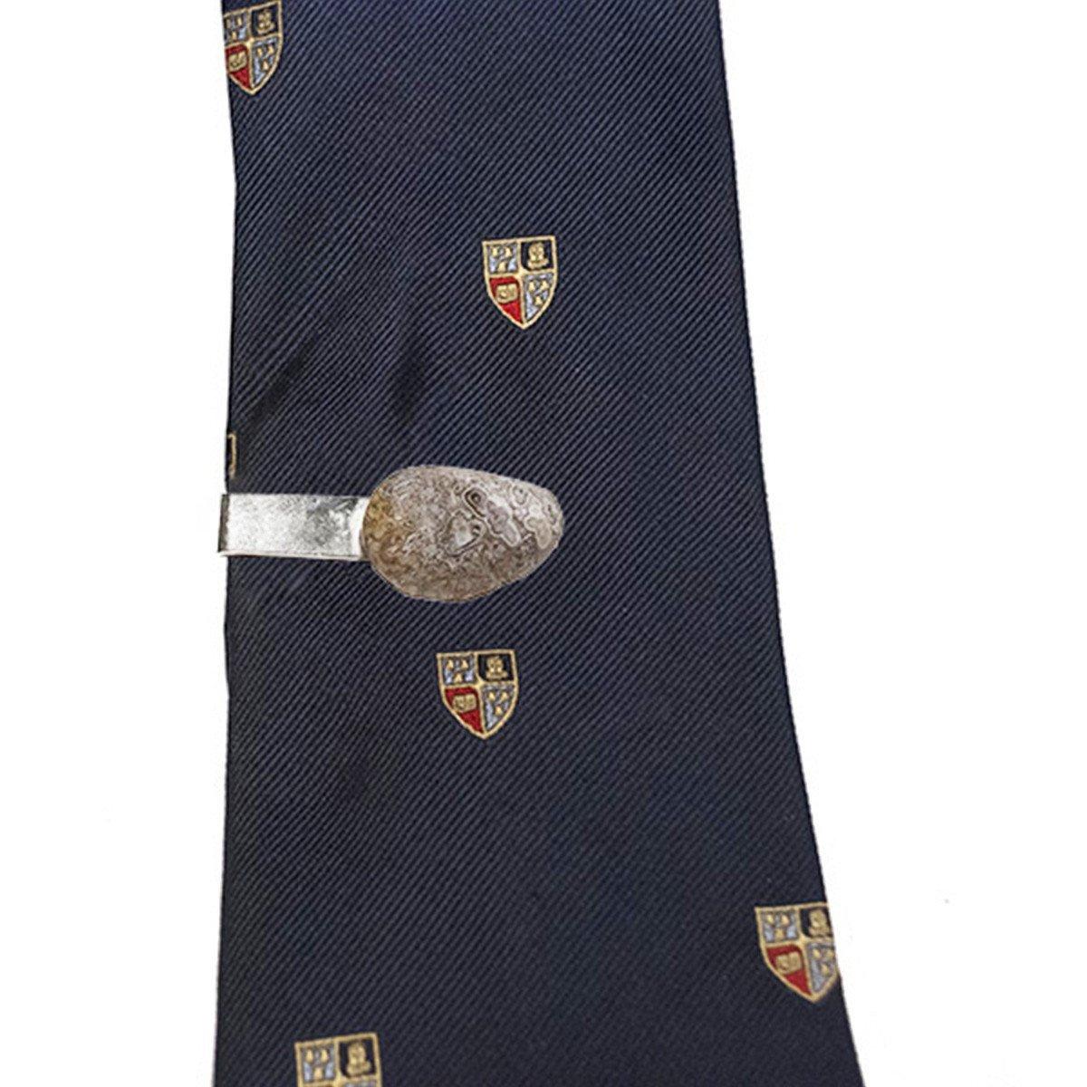 Rock tie bar