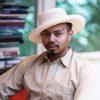 mens Panama Style Hat