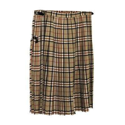 burberry scottish kilt