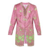 David Pallas silk jacket