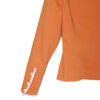womens orange blazer