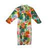 1970s Floral Shift dress