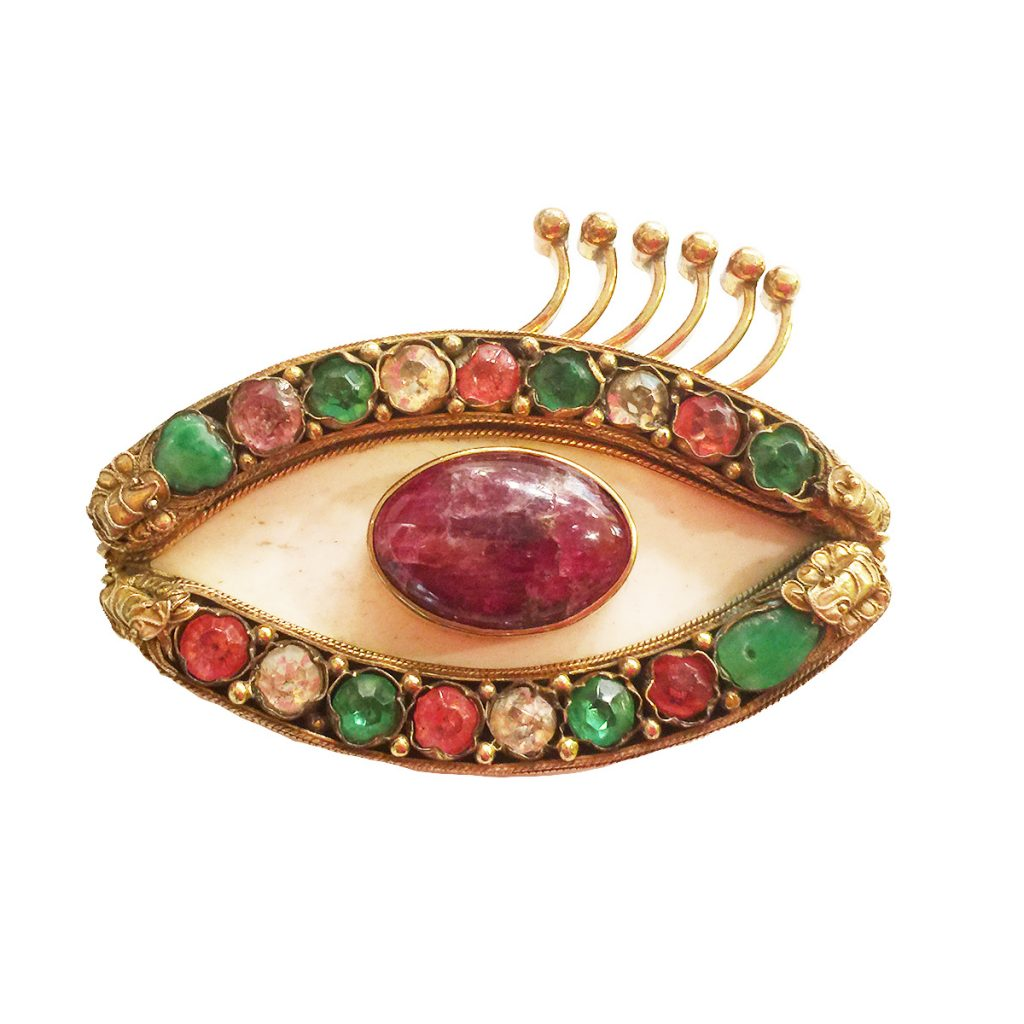 Harry Fireside Brooch