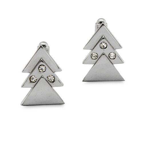silver error cufflinks