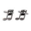 Swank Musical Note Cufflinks