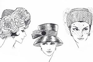 Hats Magazine December 1960