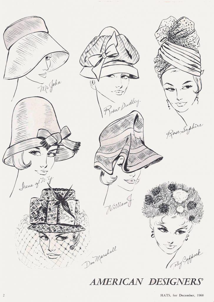Spring hat for 1961