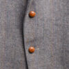 mens sport coat leather buttons