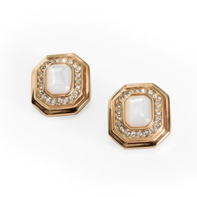VIntage Dior Clip Earrings