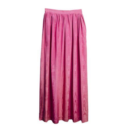 Ladies floor length skirt