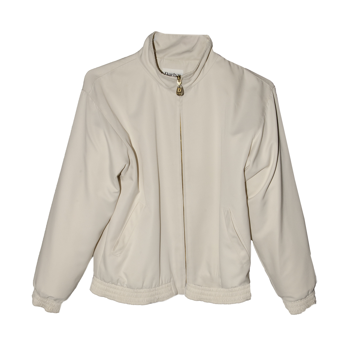 Darlyn Tan Bomber Jacket,
