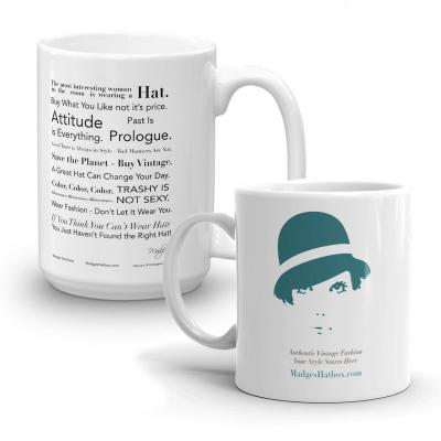 Fashion Manifesto mug
