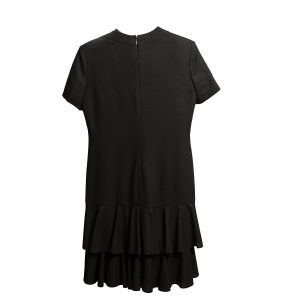 Short sleeve party dress