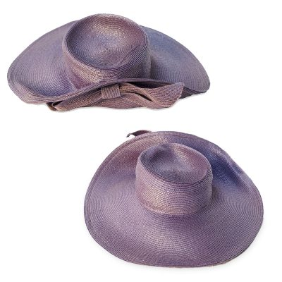 Frank Olive Purple Hat