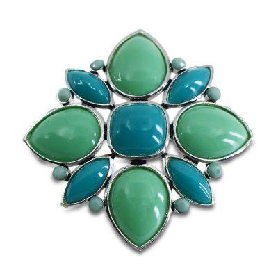 Aqua turquoise jewelry