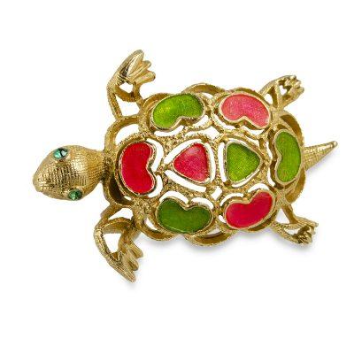 vintage turtle jewelry