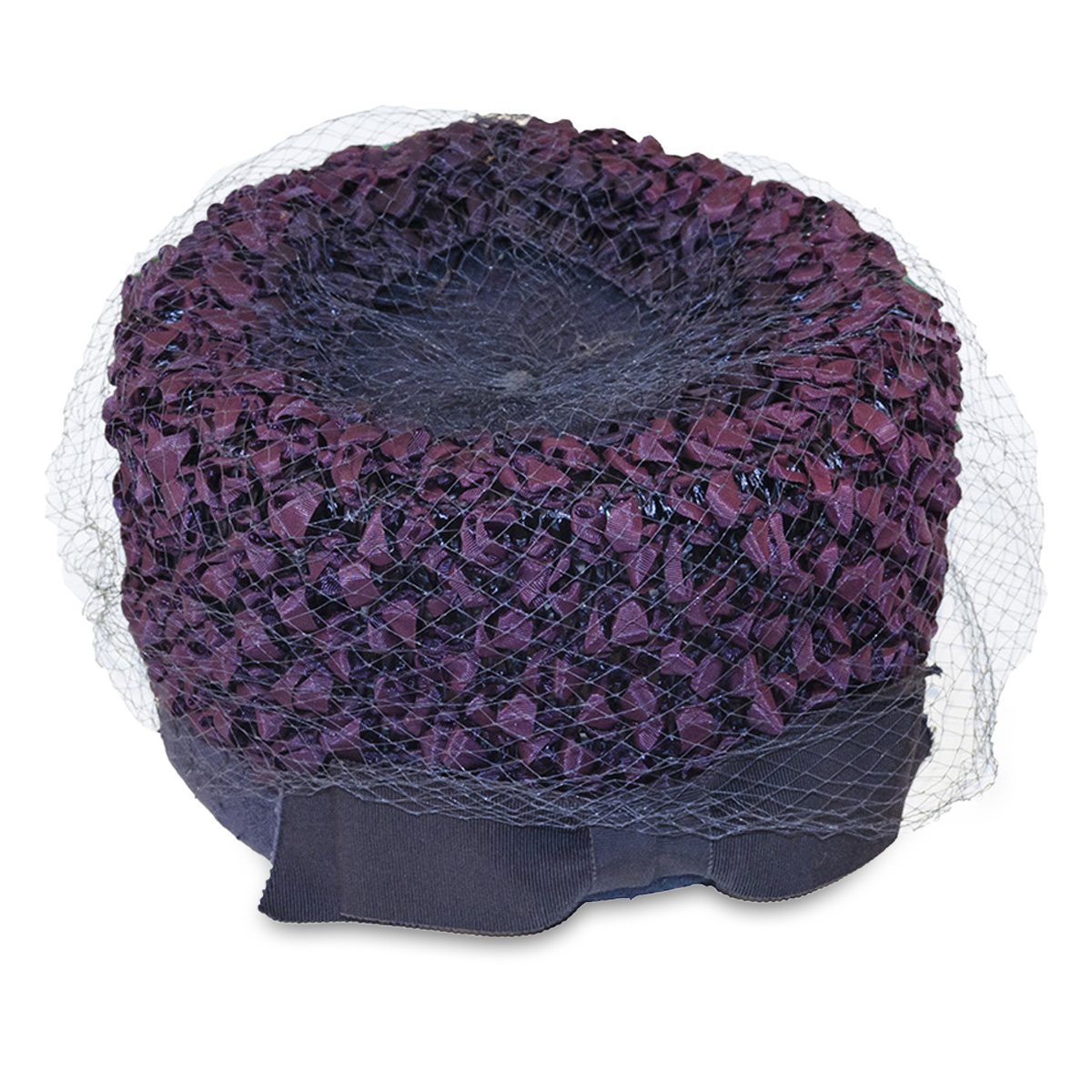 hat with netting