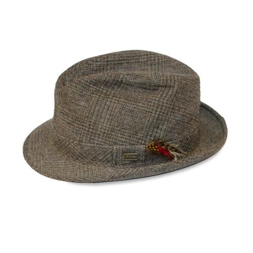 vintage adam hats trilby