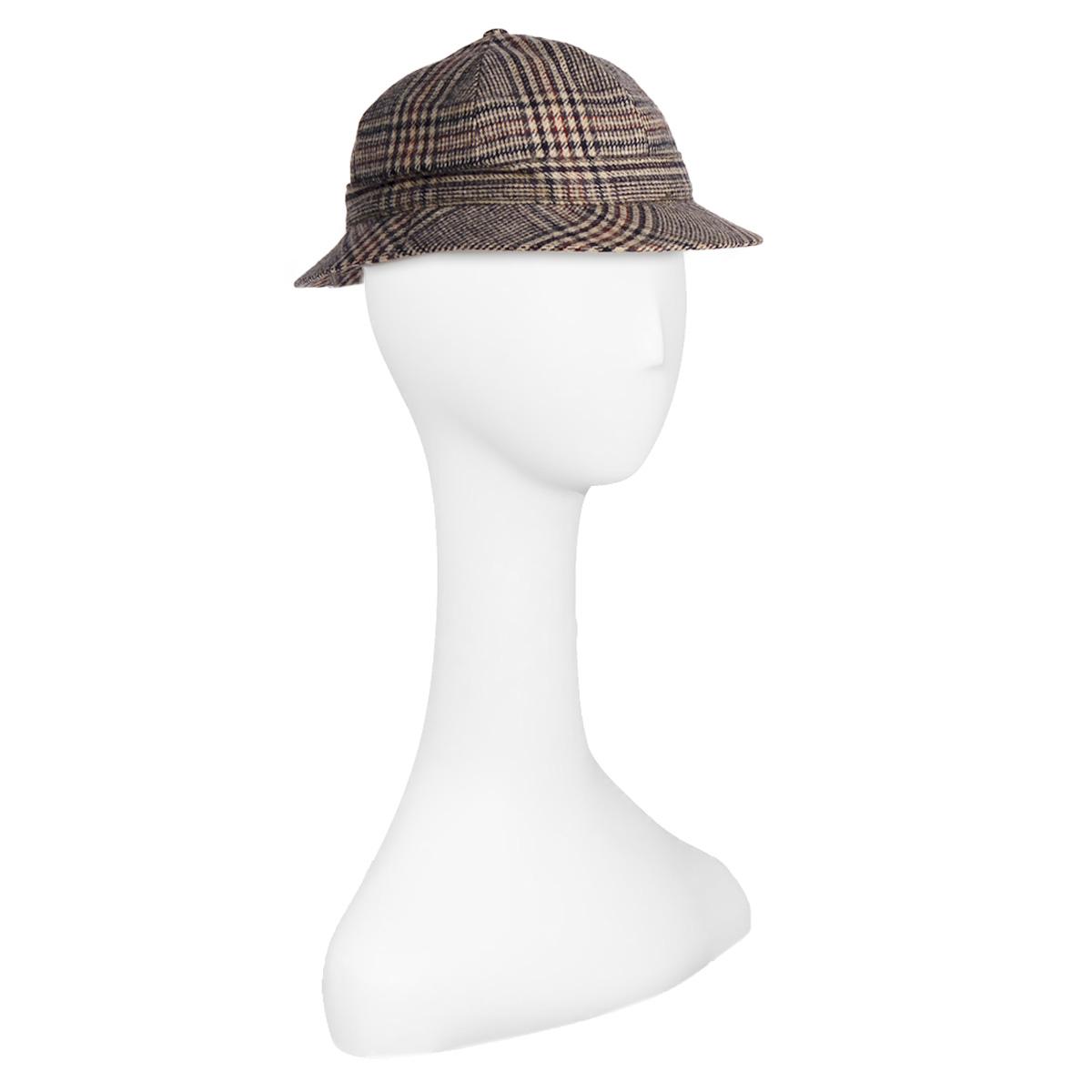 Deerstalker cap