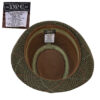 Dorfman Pacific Hat DPC Label