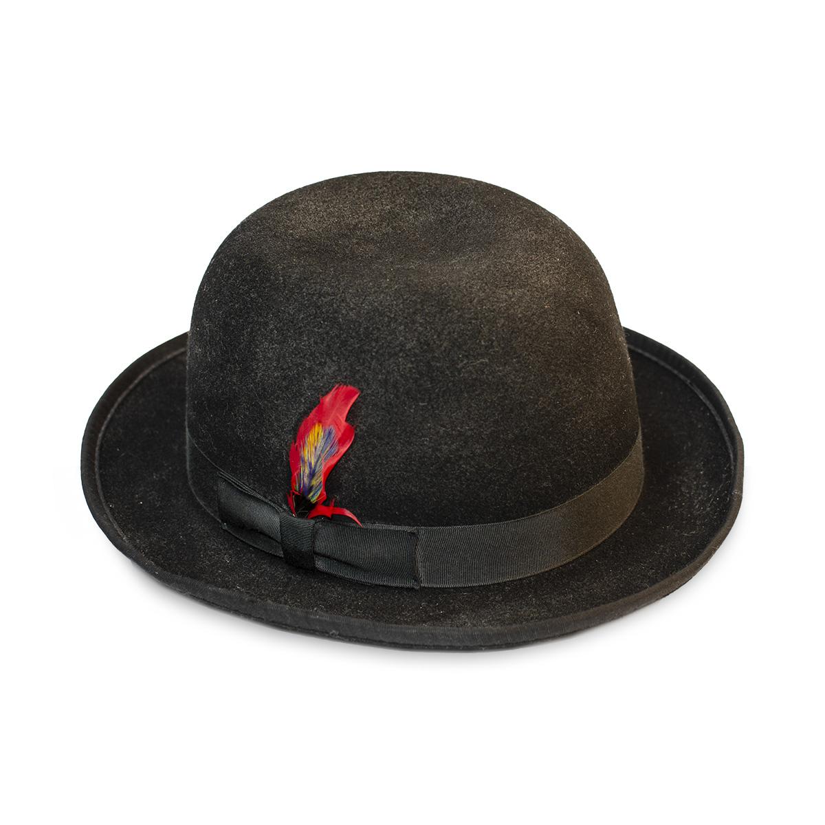 Vintage bowler hat