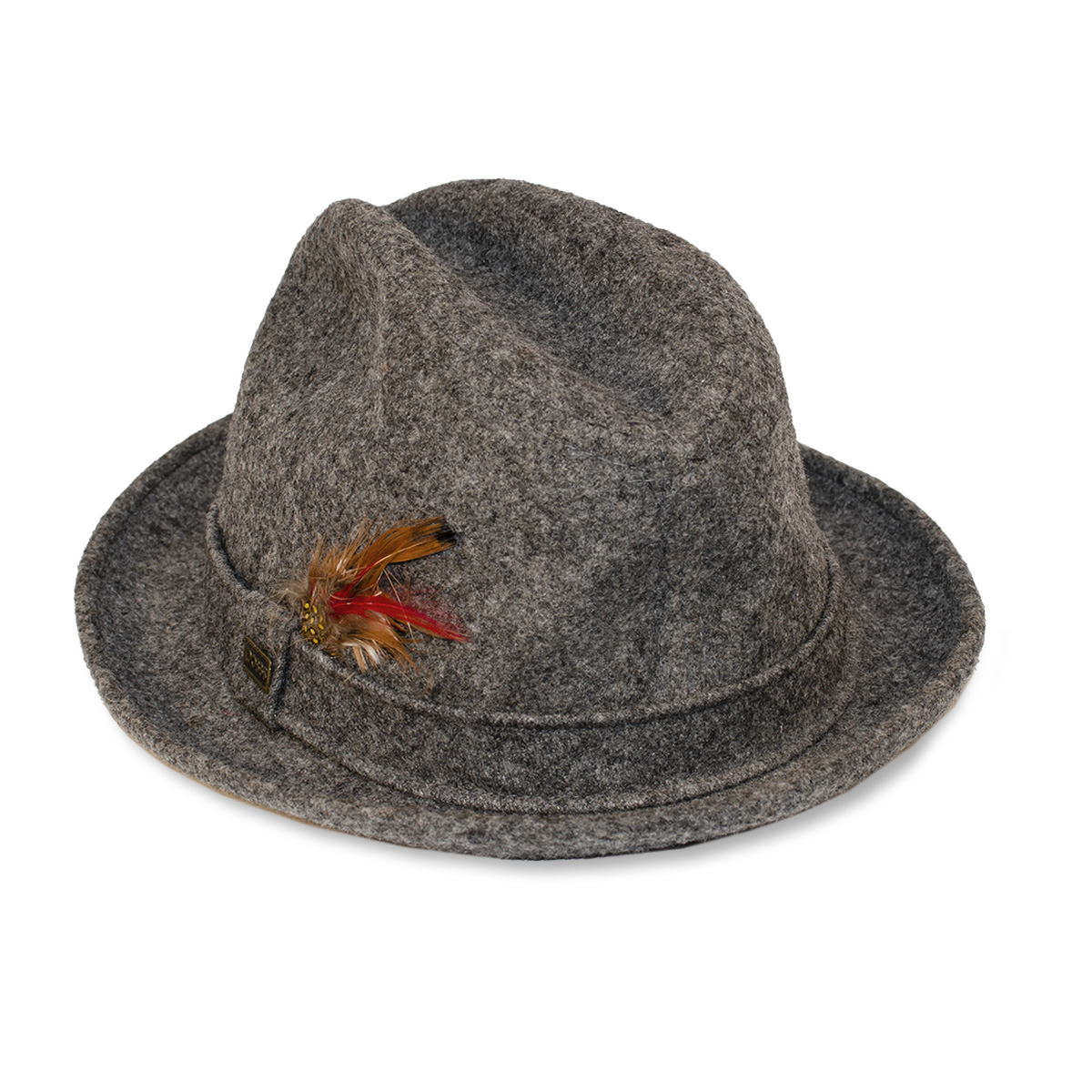 1960s trilby hat