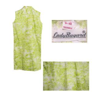 vintage Lady Bayard dress