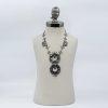 modernist pendant necklace