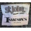 St. John label
