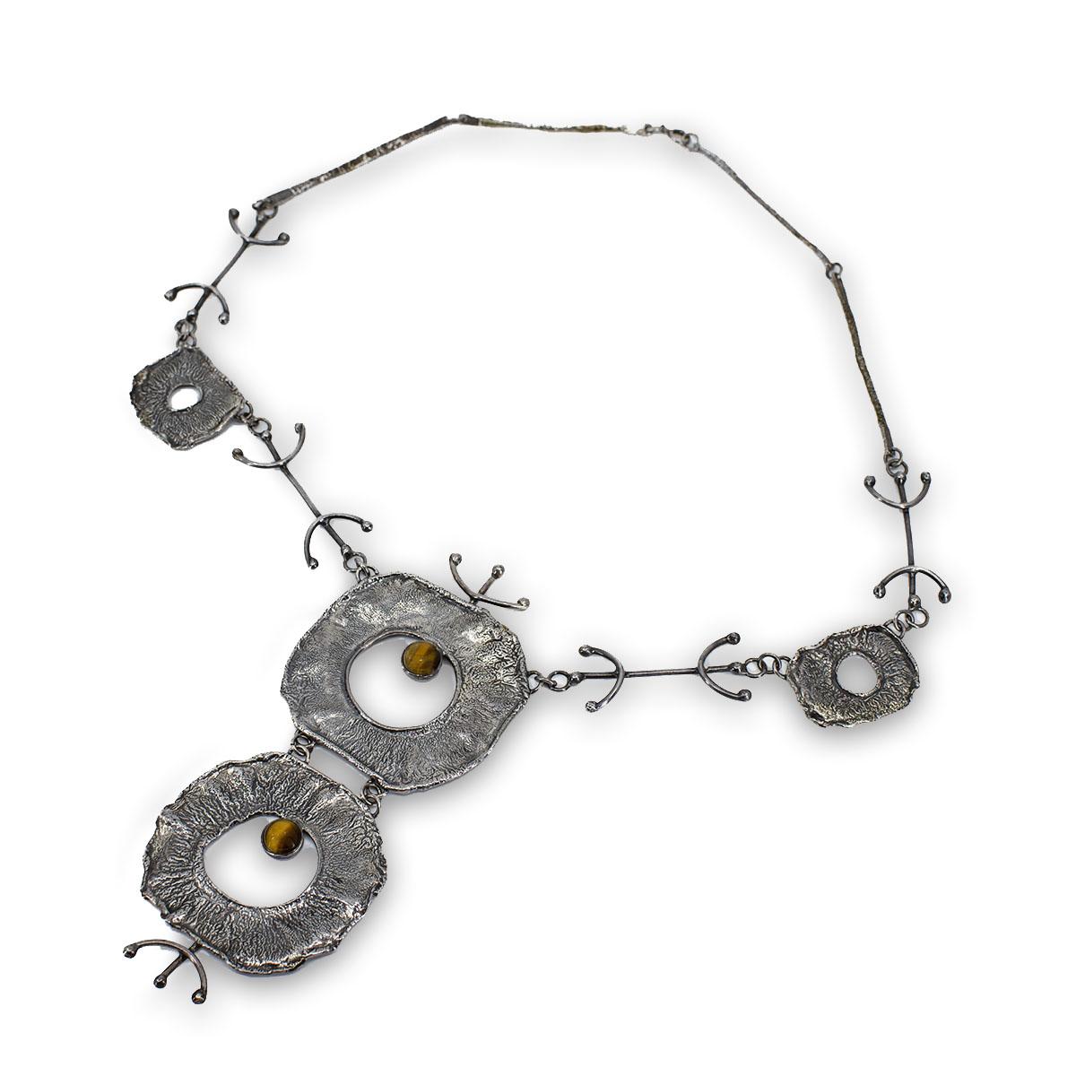 modernist necklace