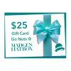$25 MadgesHatbox Gift Card