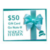 $50 MadgesHatbox Gift Certificate