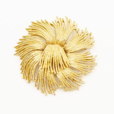 vintage monet cordelia brooch