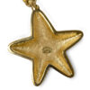 vintage starfish necklace