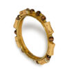 miriam haskell bamboo clamper bracelet