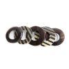 wood bangles, plastic bangles
